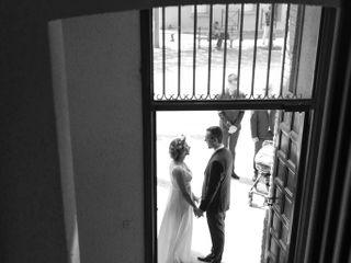 Le mariage de Cécile et Romain 1