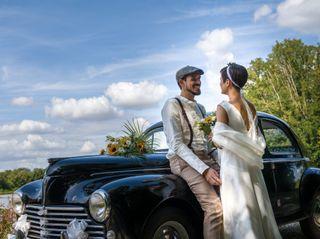Le mariage de Marie Jo et Thibault 3