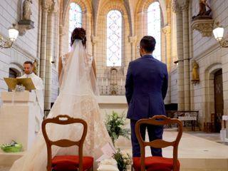 Le mariage de Chrystelle et Damien 2