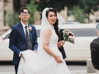 Le mariage de Denise et Kevin 1