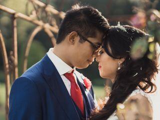 Le mariage de Denise et Kevin