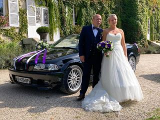 Le mariage de Arnaud et Elodie