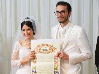 Le mariage de Tilia et Ylane