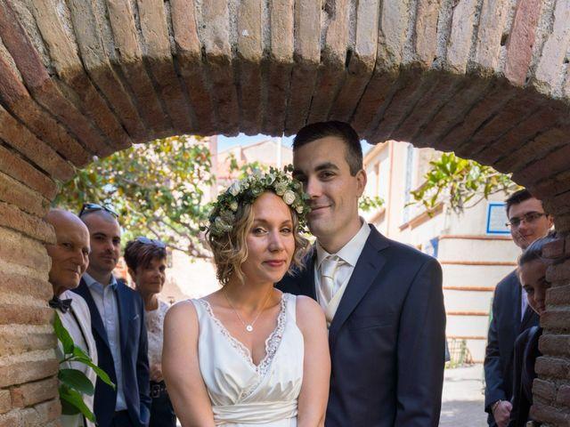 Le mariage de Romain et Cécile à Torreilles, Pyrénées-Orientales 8
