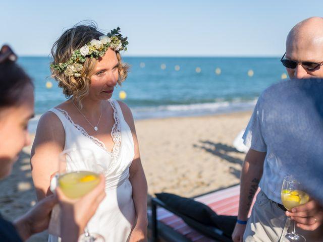 Le mariage de Romain et Cécile à Torreilles, Pyrénées-Orientales 18