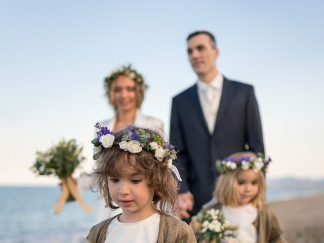 Le mariage de Romain et Cécile à Torreilles, Pyrénées-Orientales 36