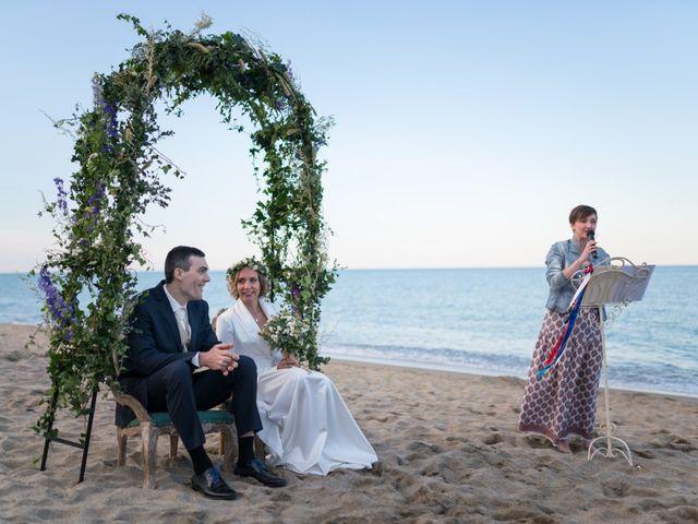 Le mariage de Romain et Cécile à Torreilles, Pyrénées-Orientales 39