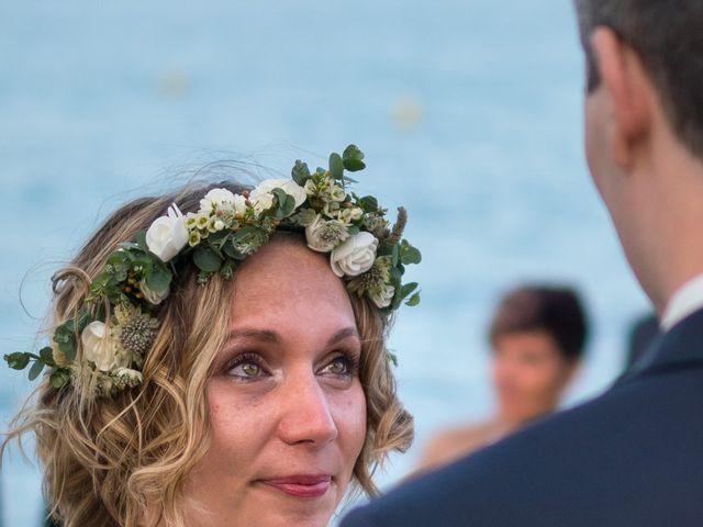 Le mariage de Romain et Cécile à Torreilles, Pyrénées-Orientales 41