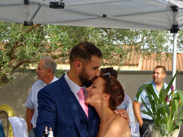 Le mariage de Gregoire et Marion à Manduel, Gard 4
