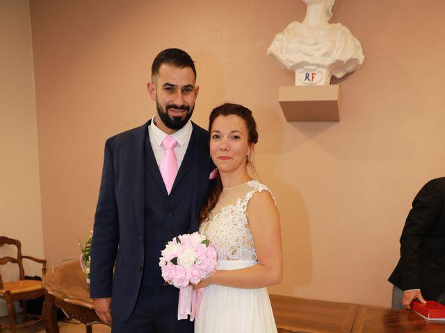 Le mariage de Gregoire et Marion à Manduel, Gard 11