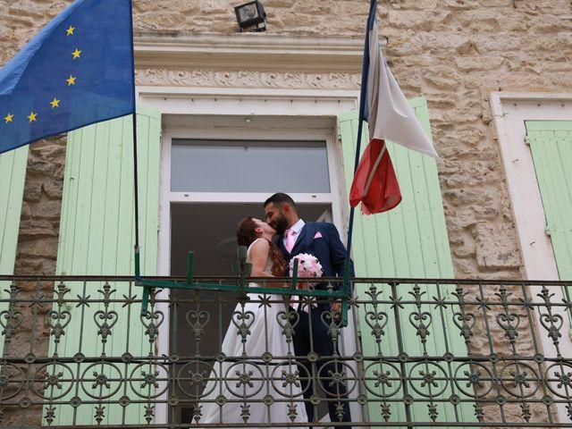 Le mariage de Gregoire et Marion à Manduel, Gard 12