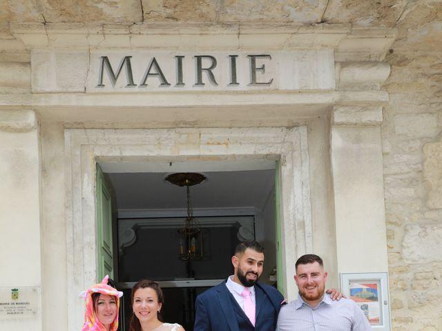 Le mariage de Gregoire et Marion à Manduel, Gard 13