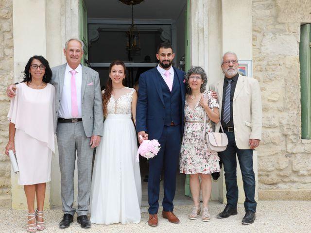 Le mariage de Gregoire et Marion à Manduel, Gard 14