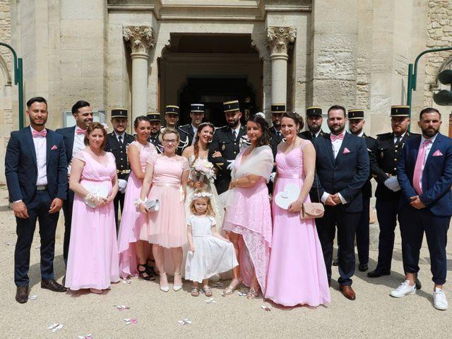 Le mariage de Gregoire et Marion à Manduel, Gard 21