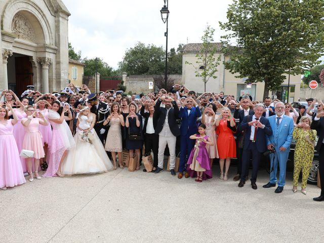 Le mariage de Gregoire et Marion à Manduel, Gard 22