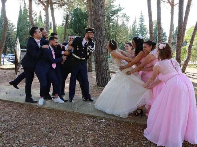Le mariage de Gregoire et Marion à Manduel, Gard 29