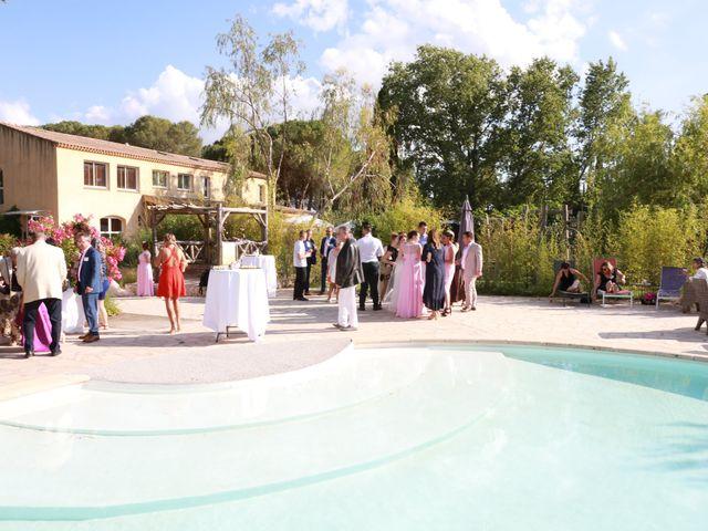 Le mariage de Gregoire et Marion à Manduel, Gard 31
