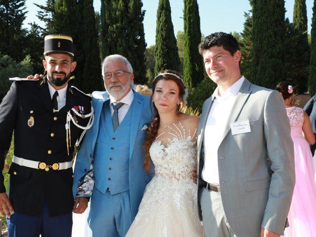 Le mariage de Gregoire et Marion à Manduel, Gard 33