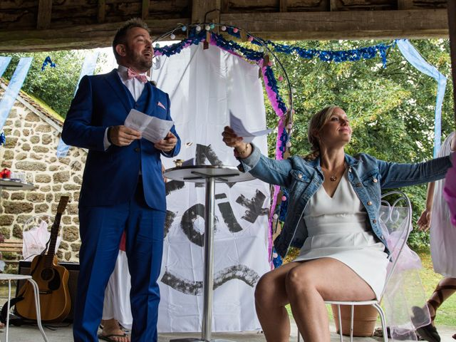 Le mariage de Ludovic et Chrystelle à Joué-du-Bois, Orne 31