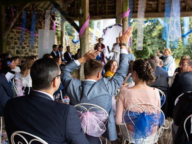 Le mariage de Ludovic et Chrystelle à Joué-du-Bois, Orne 45