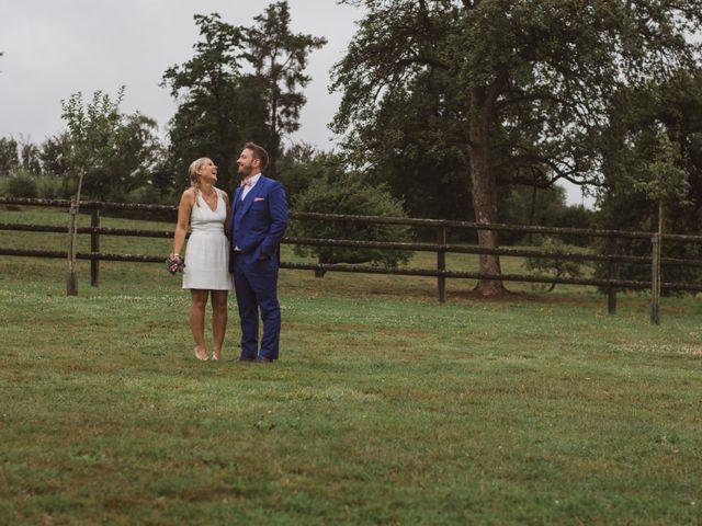 Le mariage de Ludovic et Chrystelle à Joué-du-Bois, Orne 57