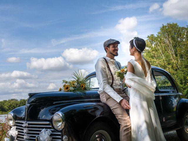 Le mariage de Thibault et Marie Jo à Montjay, Saône et Loire 4