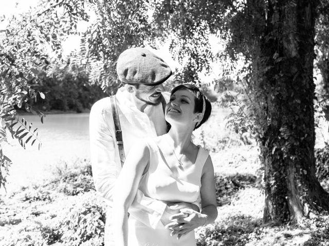 Le mariage de Thibault et Marie Jo à Montjay, Saône et Loire 5