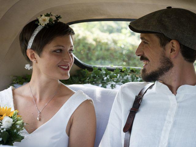 Le mariage de Thibault et Marie Jo à Montjay, Saône et Loire 6