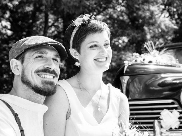 Le mariage de Thibault et Marie Jo à Montjay, Saône et Loire 7