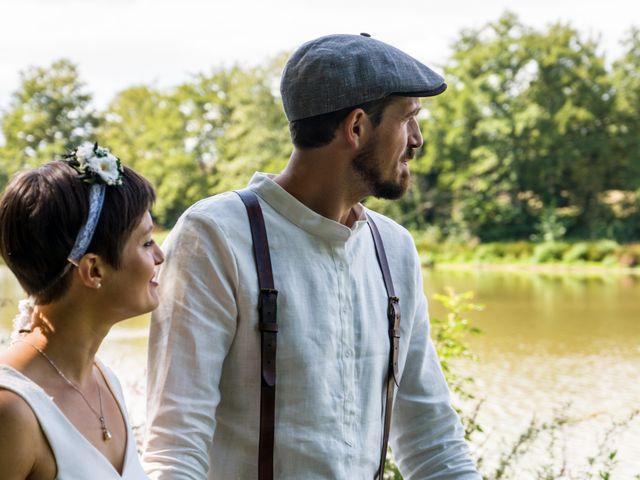Le mariage de Thibault et Marie Jo à Montjay, Saône et Loire 9