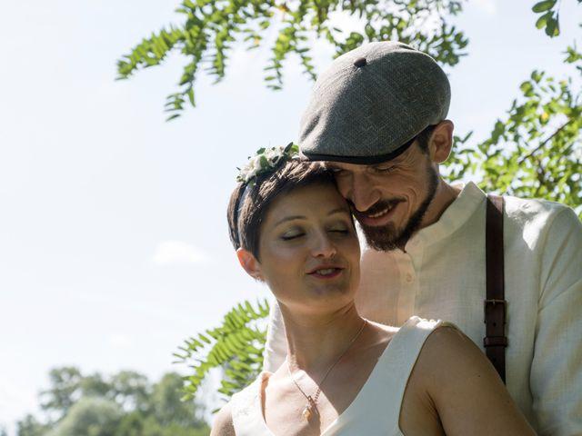 Le mariage de Thibault et Marie Jo à Montjay, Saône et Loire 11