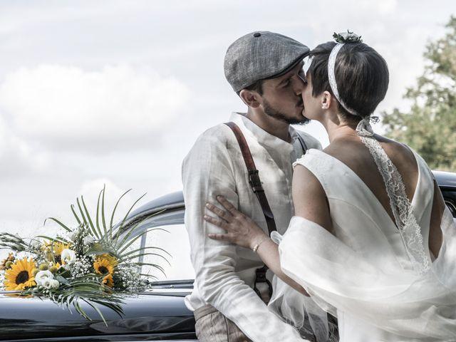 Le mariage de Marie Jo et Thibault