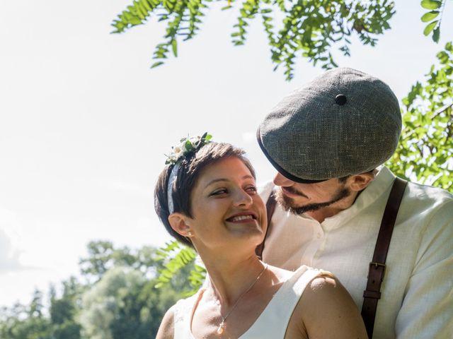 Le mariage de Thibault et Marie Jo à Montjay, Saône et Loire 12