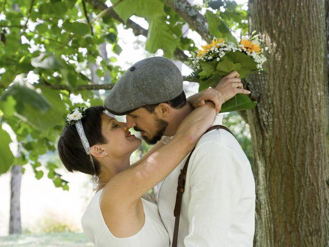 Le mariage de Thibault et Marie Jo à Montjay, Saône et Loire 13