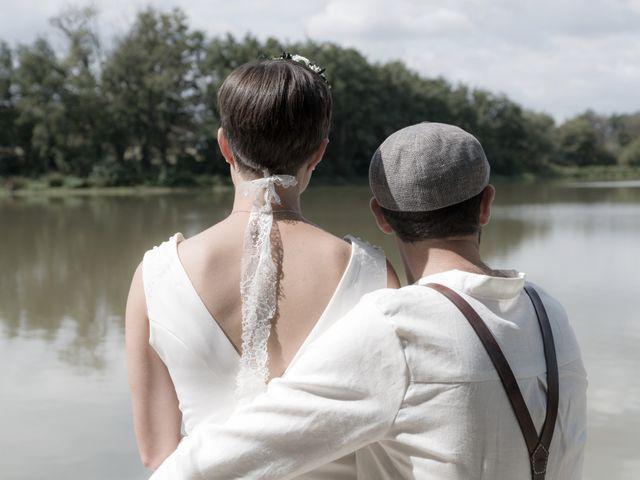 Le mariage de Thibault et Marie Jo à Montjay, Saône et Loire 15