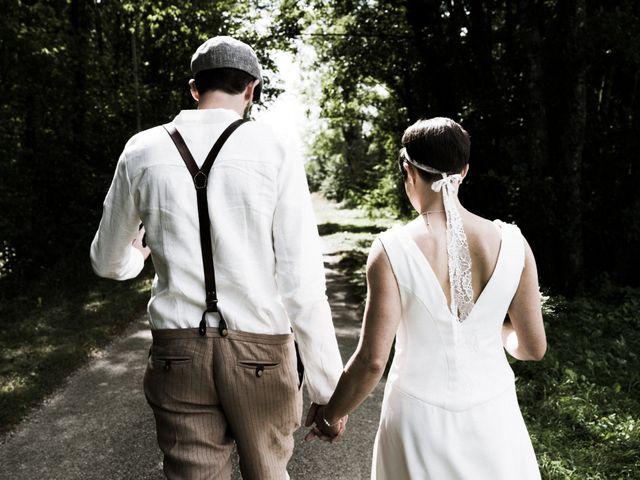Le mariage de Thibault et Marie Jo à Montjay, Saône et Loire 18