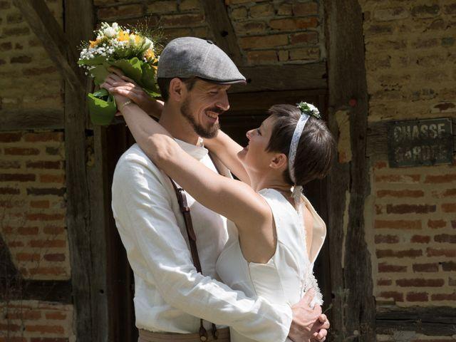 Le mariage de Thibault et Marie Jo à Montjay, Saône et Loire 2