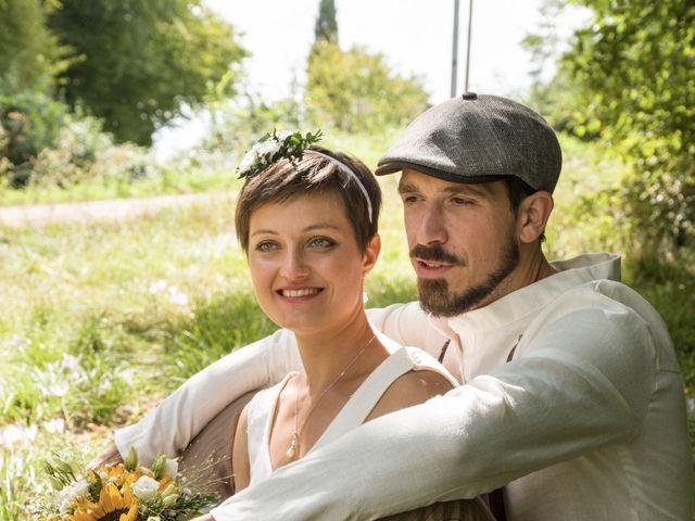 Le mariage de Thibault et Marie Jo à Montjay, Saône et Loire 20