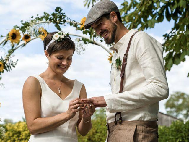 Le mariage de Thibault et Marie Jo à Montjay, Saône et Loire 21