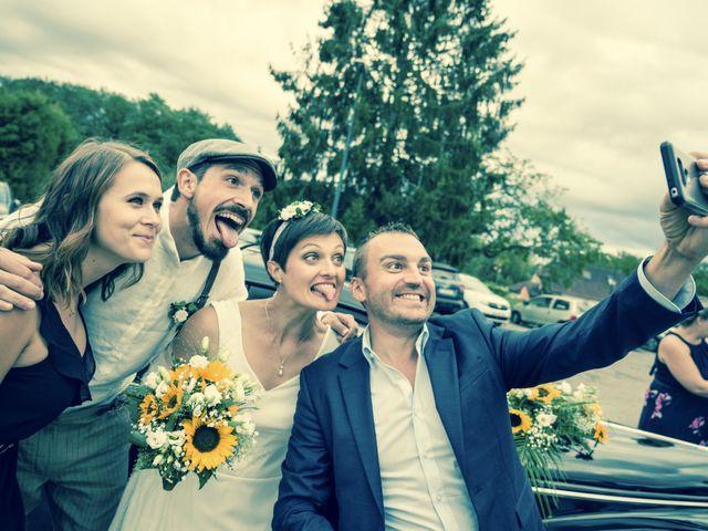 Le mariage de Thibault et Marie Jo à Montjay, Saône et Loire 29