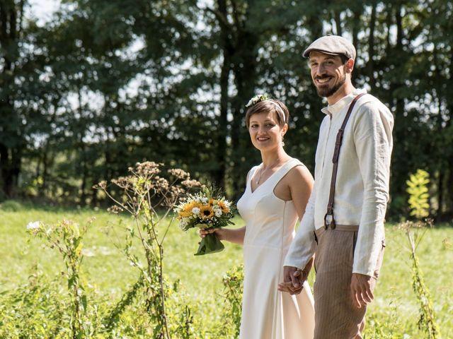 Le mariage de Thibault et Marie Jo à Montjay, Saône et Loire 32