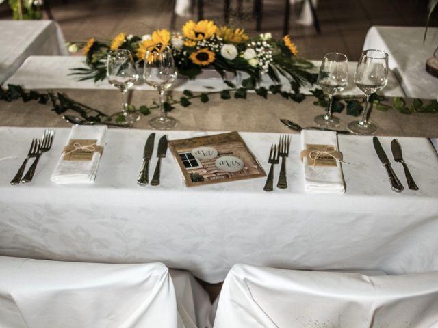 Le mariage de Thibault et Marie Jo à Montjay, Saône et Loire 39