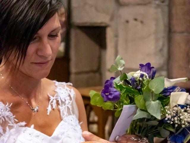 Le mariage de Denis et Élodie à Noirétable, Loire 16