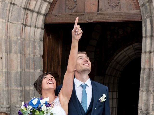 Le mariage de Denis et Élodie à Noirétable, Loire 19