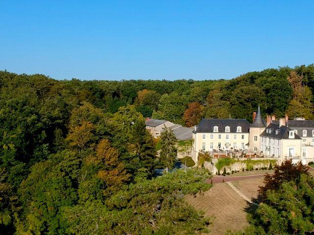 Le mariage de Damien et Chrystelle à Luynes, Indre-et-Loire 37