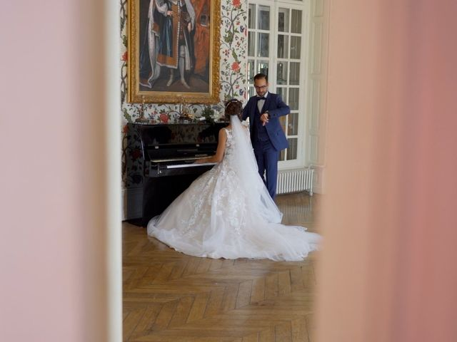 Le mariage de Damien et Chrystelle à Luynes, Indre-et-Loire 63
