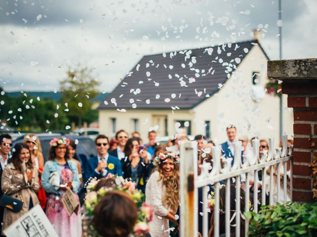 Le mariage de Loïc et Marine à Saint-Martin-le-Gaillard, Seine-Maritime 20