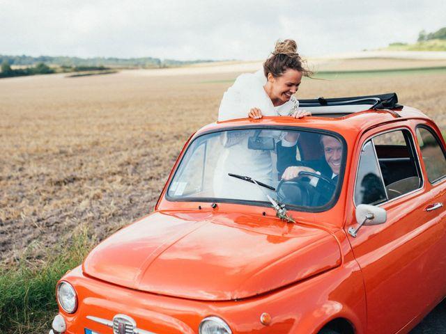 Le mariage de Loïc et Marine à Saint-Martin-le-Gaillard, Seine-Maritime 25