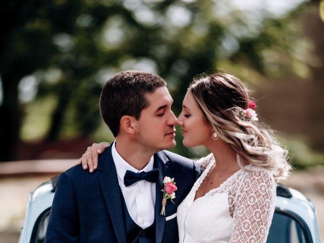 Le mariage de Raphaël et Julie à Vallery, Yonne 3