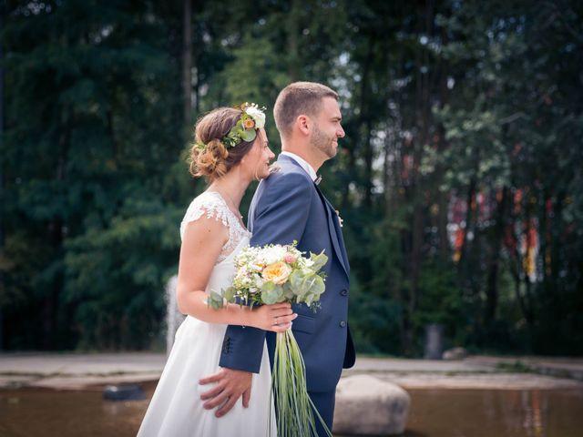 Le mariage de Benjamin et Marie à Strasbourg, Bas Rhin 18